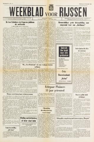 Weekblad voor Rijssen 1960-03-25