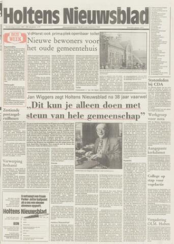 Holtens Nieuwsblad 1987-03-05