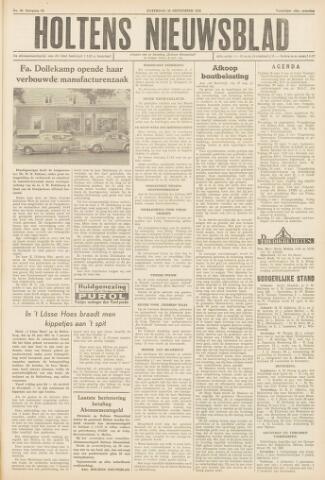 Holtens Nieuwsblad 1958-09-20