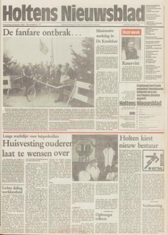 Holtens Nieuwsblad 1984-10-18