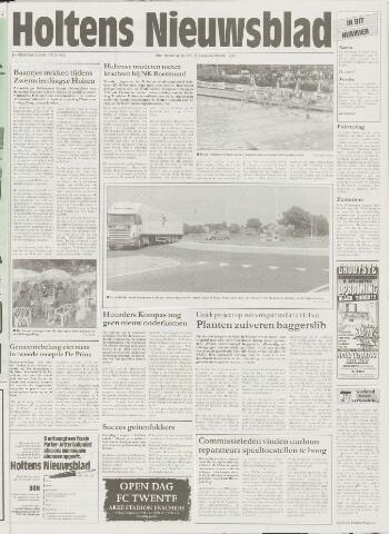 Holtens Nieuwsblad 1998-08-06