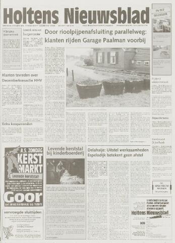 Holtens Nieuwsblad 2000-12-14