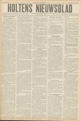 Holtens Nieuwsblad 1951-11-10