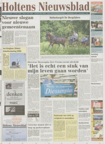 Holtens Nieuwsblad 2002-06-13