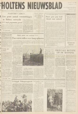 Holtens Nieuwsblad 1968-04-13