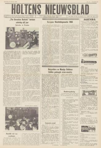 Holtens Nieuwsblad 1966-10-22