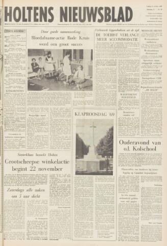 Holtens Nieuwsblad 1969-10-31