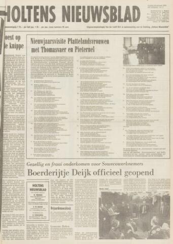 Holtens Nieuwsblad 1978-01-20