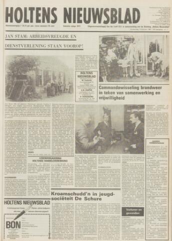 Holtens Nieuwsblad 1981-02-12