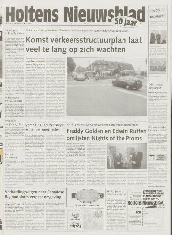 Holtens Nieuwsblad 1999-10-28