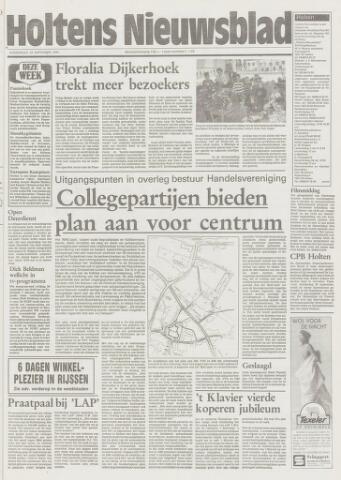 Holtens Nieuwsblad 1994-09-29