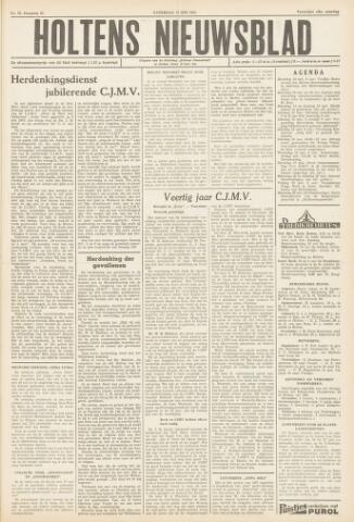 Holtens Nieuwsblad 1958-05-10