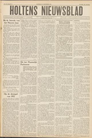 Holtens Nieuwsblad 1951-12-29
