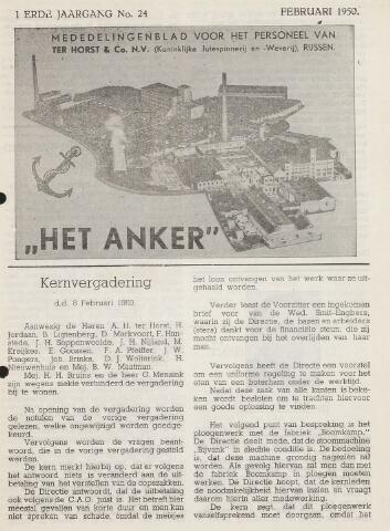 Het Anker 1950-02-01