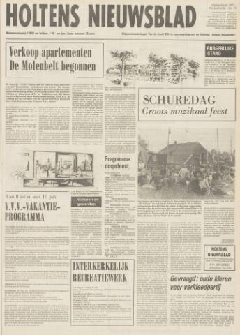 Holtens Nieuwsblad 1977-07-08