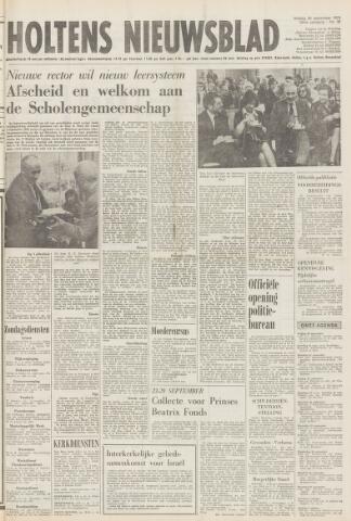 Holtens Nieuwsblad 1974-09-20