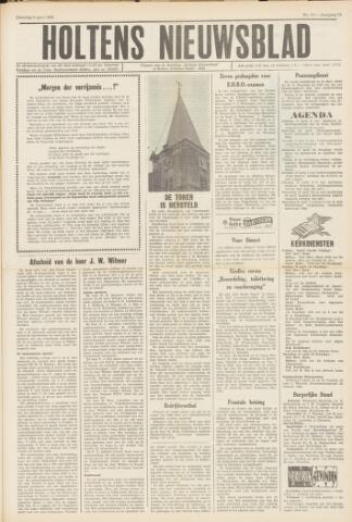 Holtens Nieuwsblad 1966-04-09