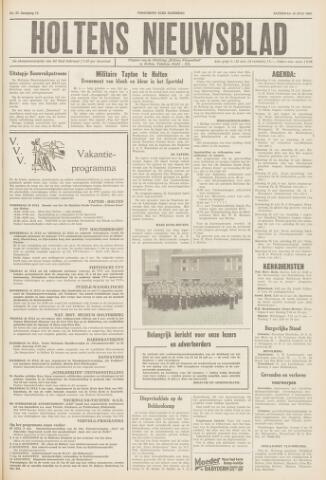 Holtens Nieuwsblad 1960-07-16
