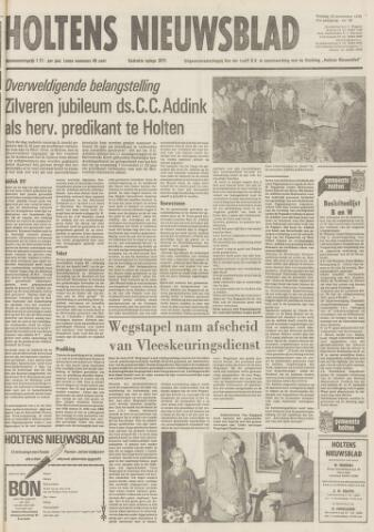 Holtens Nieuwsblad 1979-11-16