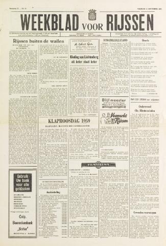 Weekblad voor Rijssen 1959-11-06