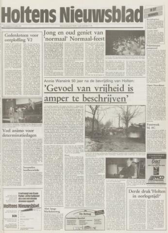 Holtens Nieuwsblad 1995-04-27