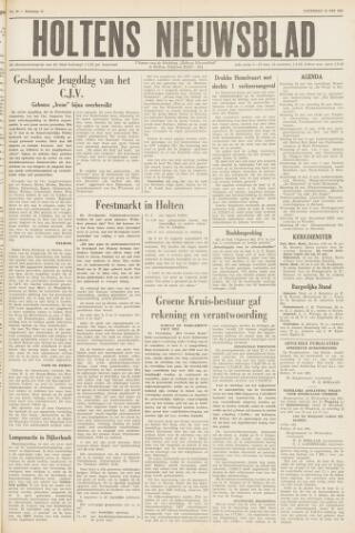 Holtens Nieuwsblad 1961-05-13