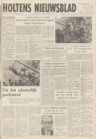 Holtens Nieuwsblad 1972-09-15