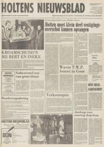 Holtens Nieuwsblad 1979-02-16
