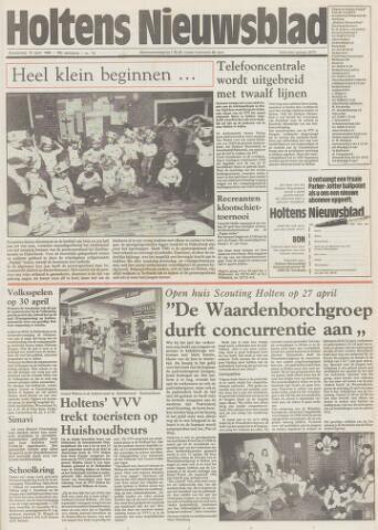 Holtens Nieuwsblad 1986-04-10