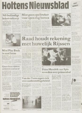 Holtens Nieuwsblad 1997-01-30