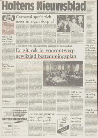 Holtens Nieuwsblad 1991-01-31