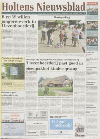 Holtens Nieuwsblad 2003-06-05