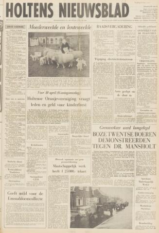 Holtens Nieuwsblad 1971-03-26