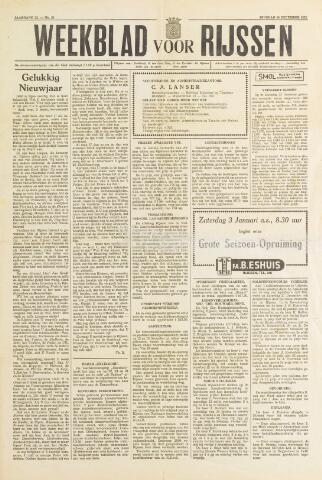 Weekblad voor Rijssen 1952-12-30