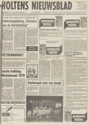Holtens Nieuwsblad 1979-11-23