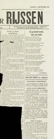 Weekblad voor Rijssen 1959-09-04