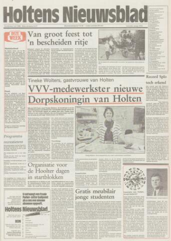 Holtens Nieuwsblad 1988-07-07