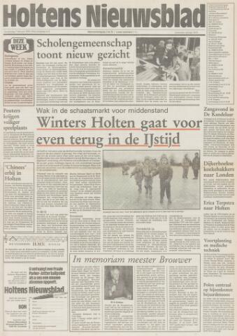 Holtens Nieuwsblad 1991-02-07