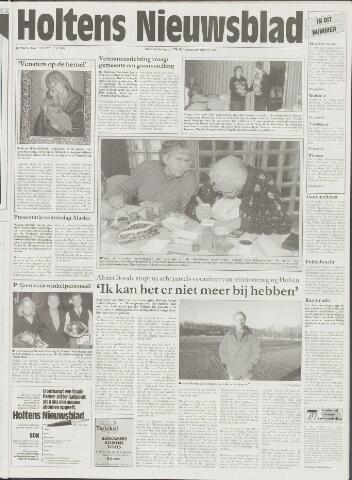 Holtens Nieuwsblad 1998-12-03