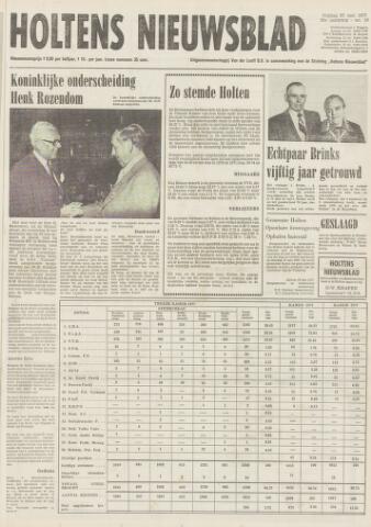 Holtens Nieuwsblad 1977-05-27