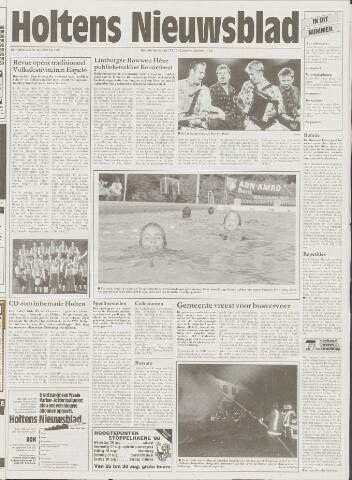 Holtens Nieuwsblad 1998-08-20