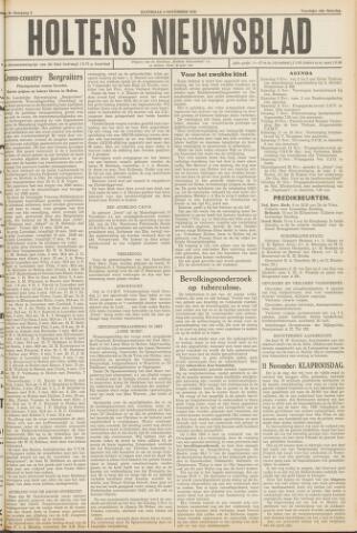 Holtens Nieuwsblad 1950-11-04