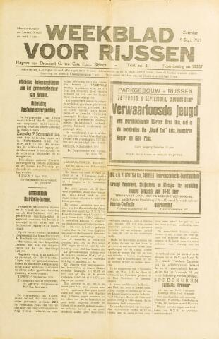 Weekblad voor Rijssen 1939-09-09