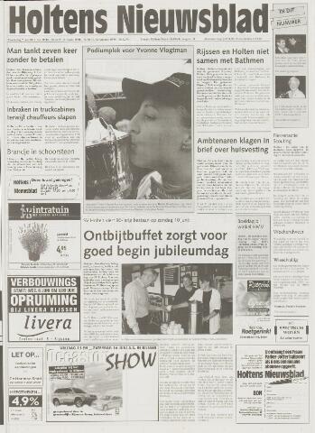 Holtens Nieuwsblad 2001-06-07