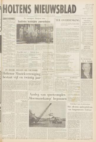 Holtens Nieuwsblad 1970-05-15