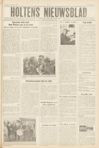 Holtens Nieuwsblad 1963-08-17