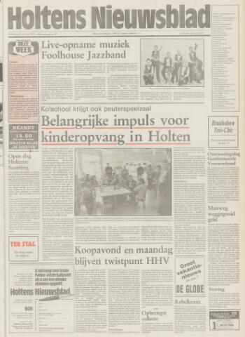 Holtens Nieuwsblad 1992-10-15