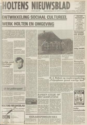 Holtens Nieuwsblad 1981-03-19