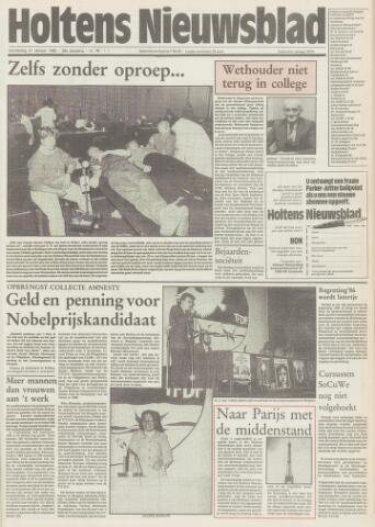 Holtens Nieuwsblad 1985-10-31