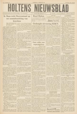 Holtens Nieuwsblad 1958-02-08